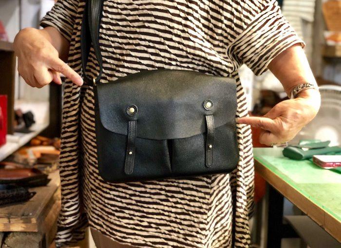 一つのバッグ。それぞれのバッグ。